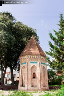 آرامگاه سید حیدر آملی